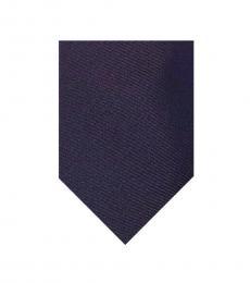 DKNY Black Photo Realistic Street Skinny Tie