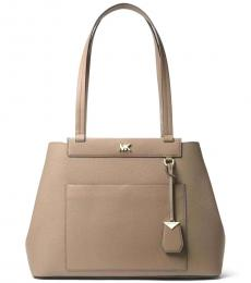 Truffle Meredith Large Tote