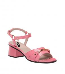 Marc Jacobs Pink The Charm Heels