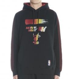 Marcelo Burlon Black Miami Heat Hoodie