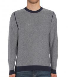 Grey Morelli Wool Sweater
