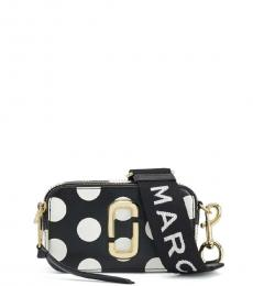 Marc Jacobs Black Snapshot Dot Small Crossbody