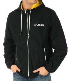 Black Phoen Plain Bro Jacket