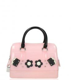 Light Pink Candy Cupido Mini Satchel