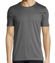 Grey Tessler Slim-Fit Cotton T-Shirt