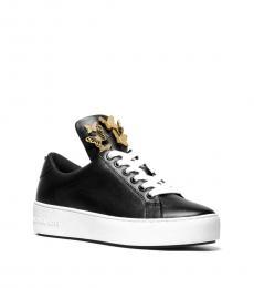 Black Mindy Butterfly Sneakers