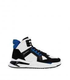 Balmain Multicolor B-Ball Sneakers