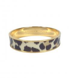 Kate Spade Animal Print Bangle Bracelet