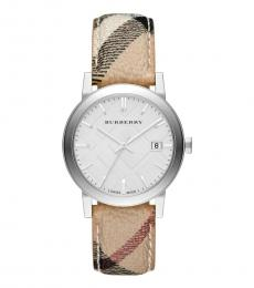 Burberry Multicolor Heritage Check Watch