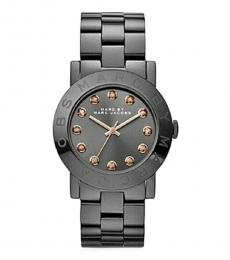Marc Jacobs Black Logo Modish Watch
