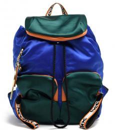 See by Chloe Blue Joy Large Backpack