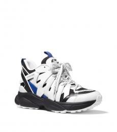 Michael Kors Optic White Hero Sneakers
