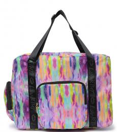Betsey Johnson Multicolor Pack-It Large Tote