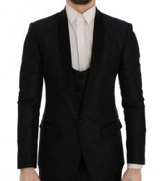 Dolce & Gabbana Blue Martini 2 Piece Blazer