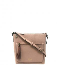 Kate Spade Warm Vellum On Purpose Zip Medium Crossbody