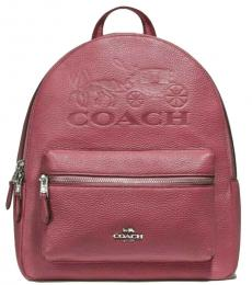 Coach Rouge Jes Large Backpack