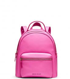 Cole Haan Super Pink Grand Ambition Mini Backpack