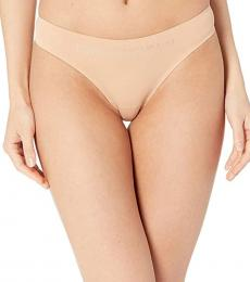 Emporio Armani Natural Bonding Microfiber Thong