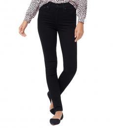Black High-Rise Skinny Jean