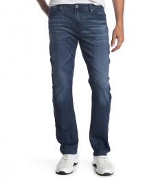 AG Adriano Goldschmied Blue Everett Jeans