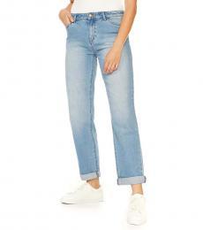 Armani Jeans Blue Classic Slim Fit Jeans