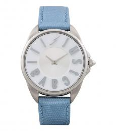Blue Modish Classic Watch