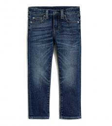 J.Crew Little Boys Homeroom Wash Sim Fit Jeans