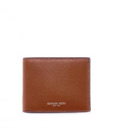 Michael Kors Luggage Slim Billfold Wallet