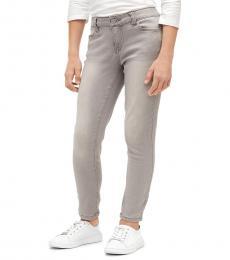Calvin Klein Girls Oyester Skinny Jeans