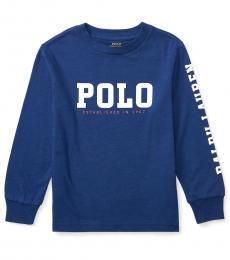 Ralph Lauren Little Boys Freshwater Graphic T-Shirt
