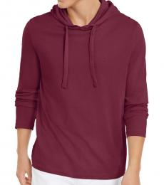 Michael Kors Cassis Luxe Cotton Hoodie