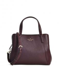 Kate Spade Cherry Jackson Triple Compartment Medium Satchel