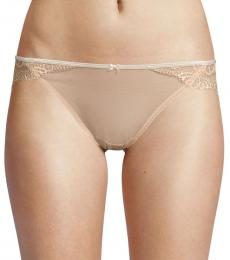 DKNY Beige Bikini Panties