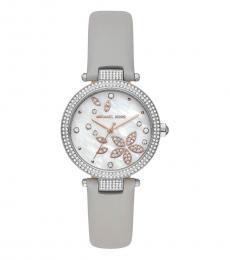 Michael Kors Grey Logo Watch