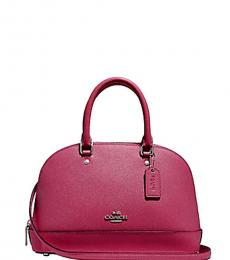 Coach Hot Pink Sierra Small Satchel