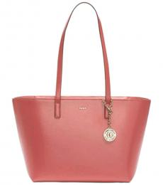 DKNY Pink Bryant Large Tote
