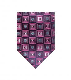 Ted Baker Pink Gradient Square Tie