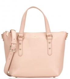 Kate Spade Warm Vellum Larchmont Avenue Penny Small Tote