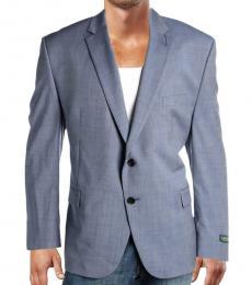 Ralph Lauren Blue Two-Button Jacket