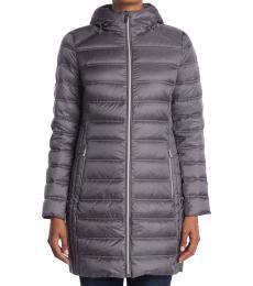 Michael Kors Malachite Packable Puffer Jacket
