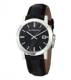 Burberry Black The City Watch