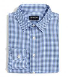 J.Crew Little Boys Blue Thompson Shirt