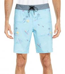 Billabong Light Blue Sundays Pro Boardshort