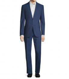 Calvin Klein Blue Extreme Slim Fit Suit