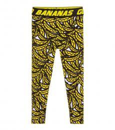 Stella McCartney Little Girls Black Banana Leggings