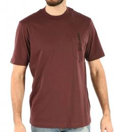 Diesel Cherry Just-Pocket Printed T-Shirt