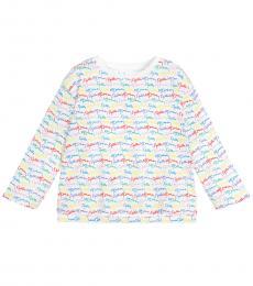 Stella McCartney Baby Boys White Signature T-Shirt
