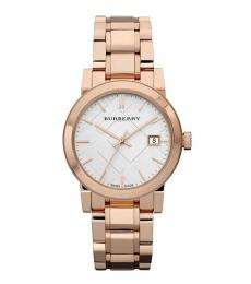 Rose Gold Heritage Watch