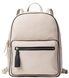 Kate Spade Warm Beige Chester Street Aveline Large Backpack