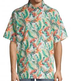 Multicolor Breakwave Fronds Shirt